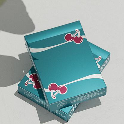 Карты игральные   Cherry Casino (Tropicana Teal)