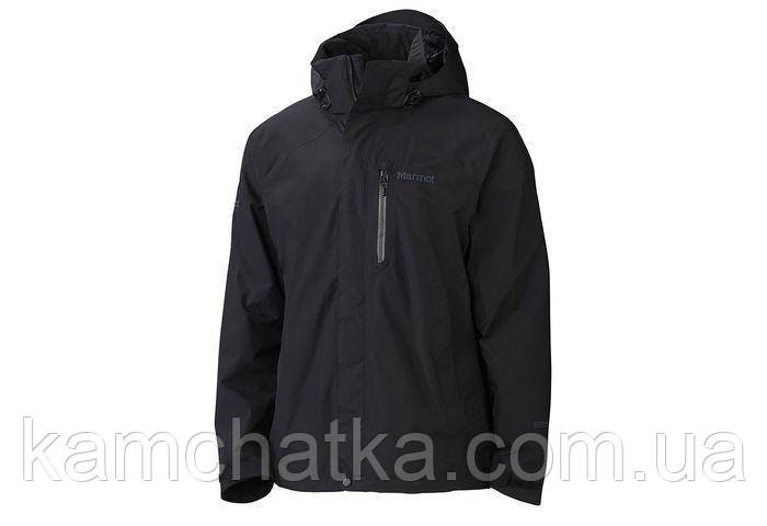 Куртка Marmot Men's Palisades Jacket 30740 S, Black (001)