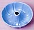 Форма для выпечки кекса Benson BN-1055 серая | форма для выпекания Бенсон | металлическая формочка Бэнсон, фото 6