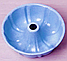 Форма для выпечки кекса Benson BN-1055 золотая | форма для выпекания Бенсон | металлическая формочка Бэнсон, фото 6