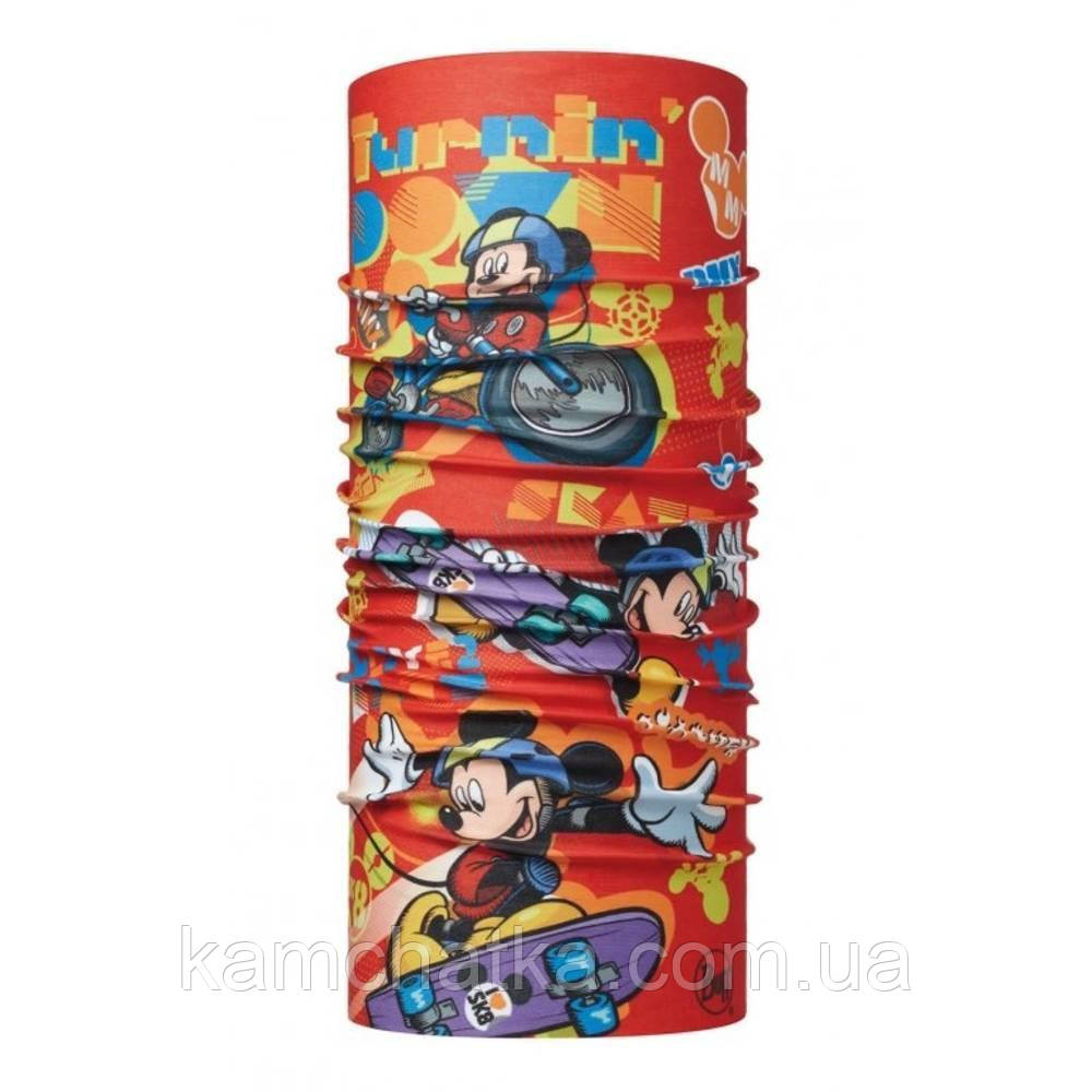 Бафф детский Buff Child Original Mickey SK8 Red