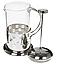 Френч-пресс для заваривания Benson BN-172 (800 мл) нержавеющая сталь + стекло | заварник | заварочный чайник, фото 4
