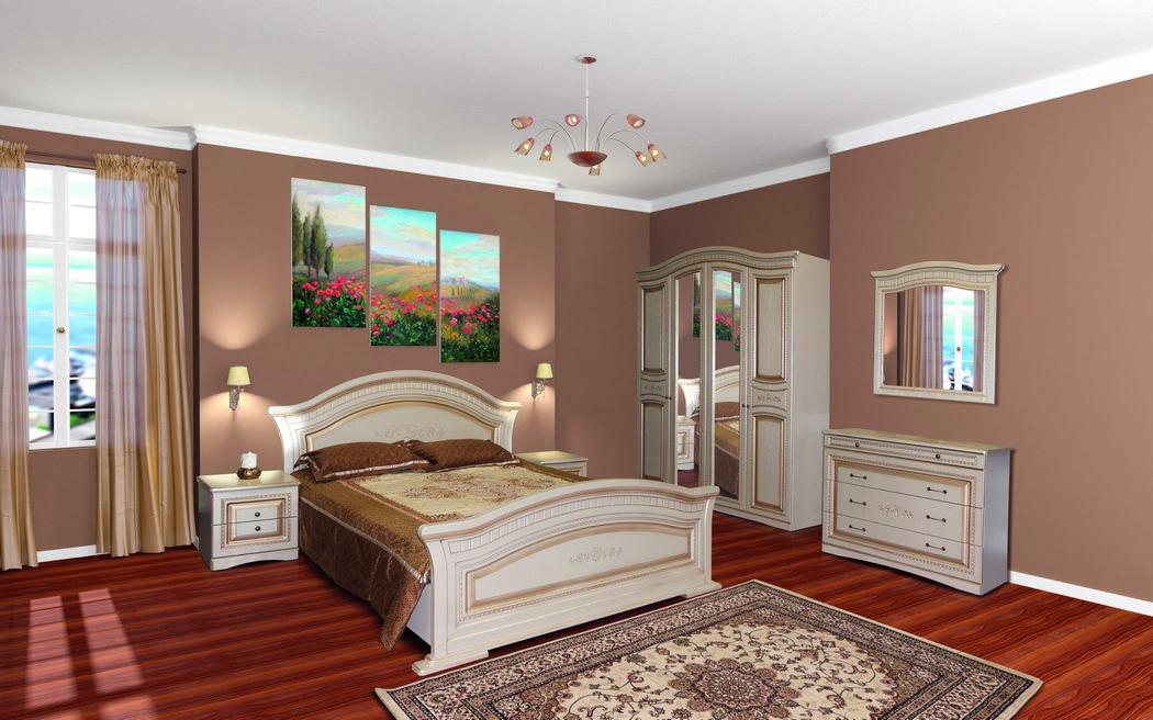 Спальня Николь СМ