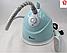 Отпариватель DOMOTEC MS-5350 ручной вертикальный паровой утюг для одежды, фото 5
