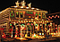 Гирлянда 300LED (СП) 25м Тёплый (RD-7146), Новогодняя бахрама, Светодиодная гирлянда, Уличная гирлянда, фото 5
