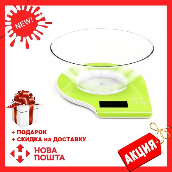 Кухонные электронные весы Maestro MR-1800 (от 1 г до 5 кг)   весы с чашей Маэстро   весы для кухни Маестро