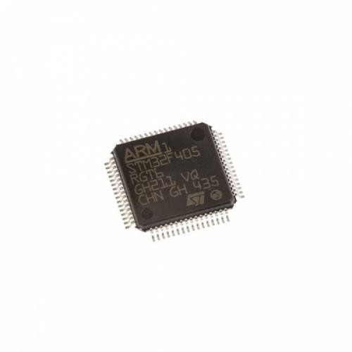 Чип STM32F405RGT6 STM32F405 LQFP64, микроконтроллер, 105385