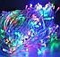 Гирлянда 400LED (СП) 30м Микс (RD-7147), Новогодняя бахрама, Светодиодная гирлянда, Уличная гирлянда, фото 3