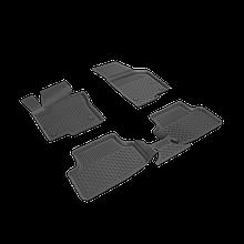 Автомобильные коврики в салон SAHLER 4D для VOLKSWAGEN Jetta 2005-2010 VW-08