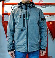 Куртка-парка софтшел Sizam Northhampton