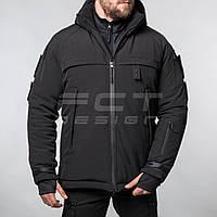 Куртка Патрол Софтшелл тактическая для Полиции термофлис, фото 1