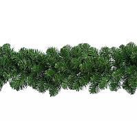 Гирлянда еловая сказка зеленая 2м (стандарт)