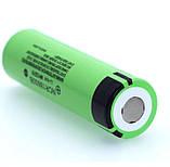 Акумуляторні батарейки  NRC18650B 3400 mAh Li-ion, фото 4