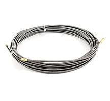 Устройство для протяжки кабеля, УЗК, металлическая протяжка  усиленная, 4мм