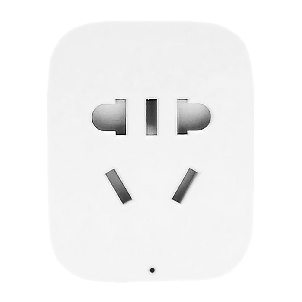 Розумна розетка Xiaomi Mi Smart Socket 2 White (GMR4012CN) (6934177705120)