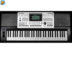 Синтезатор с автоаккомпанементом Medeli A800 61 дин. клавиша