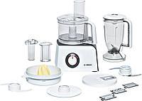 Кухонный комбайн Bosch MCM4100 (800 вт, 6 насадок, 1.25 л) | кухонний комбайн (Гарантия 12 мес)