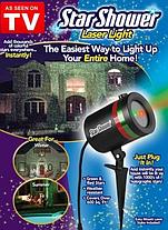 Лазерная установка Star Shower Laser Light (W-100) Лазерный проектор.ВИДЕООБЗОР., фото 2