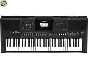 Синтезатор с автоаккомпанементом Yamaha PSR E463 61 дин. клавиша