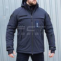Куртка Патрол Софтшелл тактическая для ДСНС термофлис, фото 1