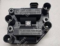Катушка зажигания (модуль) Сенс 1.3 старого образца СОАТЭ 042.3705, фото 1