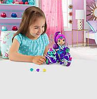 Игровой набор Шиммер и Шайн кукла Зета на скутере - Shimmer and Shine Zeta FHN31, фото 7