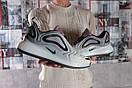 Кроссовки мужские 16122, Nike Air 720, серые, [ 44 ] р. 44-28,4см., фото 6
