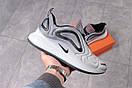 Кроссовки мужские 16122, Nike Air 720, серые, [ 44 ] р. 44-28,4см., фото 7