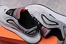 Кроссовки мужские 16122, Nike Air 720, серые, [ 44 ] р. 44-28,4см., фото 8