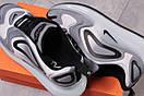 Кроссовки мужские 16124, Nike Air 720, серые, [ 44 45 ] р. 44-28,4см., фото 8