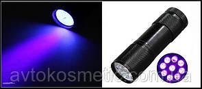 Уф-Ліхтарик для полімеризації в УФ-клеїв