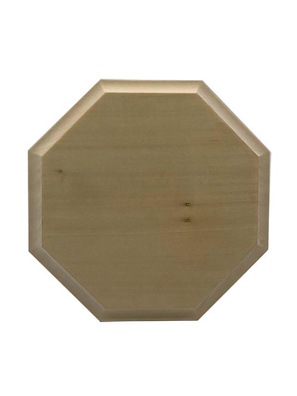 Вентиляционная Заглушка Greus восьмигранная для бани и сауны