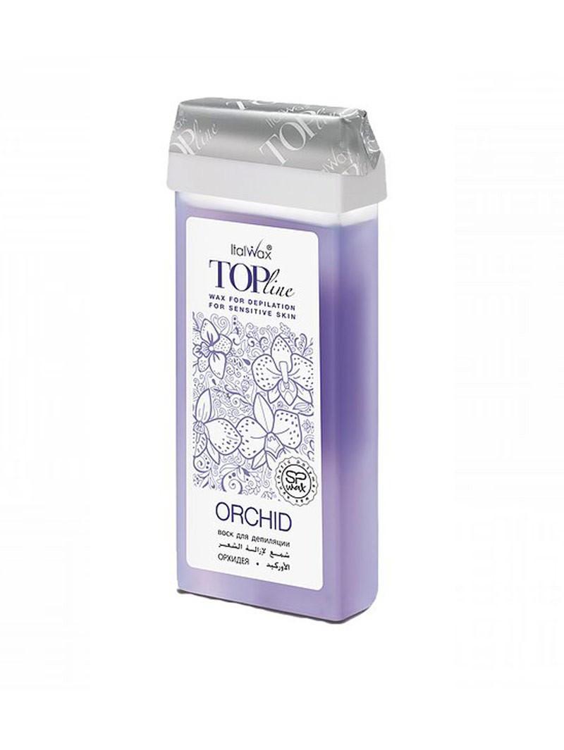 Воск в картридже Italwax Top Formula - Орхидея 100 г