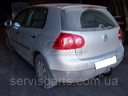 Фаркоп Volkswagen Golf V, 2003- (Фольксваген Гольф) і Plus, фото 2