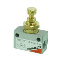 Пневмодроссель CAMOZZI RFO 382-1_8 (RFO 382-1/8)