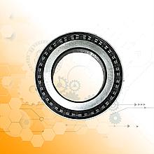 Подшипник внутренний задней ступицы ГАЗ-53 / 7515 А.