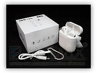 Беспроводные Bluetooth наушники MDR Double BT i9S-TWS с кейсом, белые, пластик, наушники и гарнитуры,