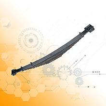 Рессора задняя ГАЗ-53 14листов / 53-2912012-03