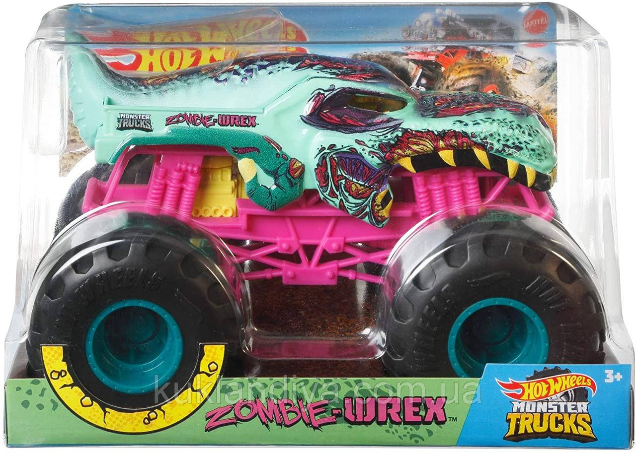 Машина Hot Wheels Monster Jam 1:24 ассортимент