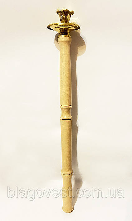 Підсвічник для паламарській свічки (висота 55 см)