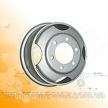 Диск колесный (20х6) ГАЗ-53 с кольцом, 3301-3101015