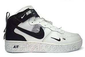 Подростковые кроссовки Nike Air Force High. Р. 38