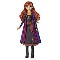 Кукла Hasbro Frozen Холодное сердце 2 Анна в сверкающем платье