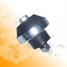 Опора / подушка кабины ГАЗ-3307 задняя в сборе / 3307-5001205