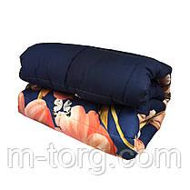 Одеяло ватное полуторное 150*210 см, ткань бязь, фото 2
