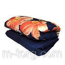 Одеяло ватное полуторное 150*210 см, ткань бязь, фото 3