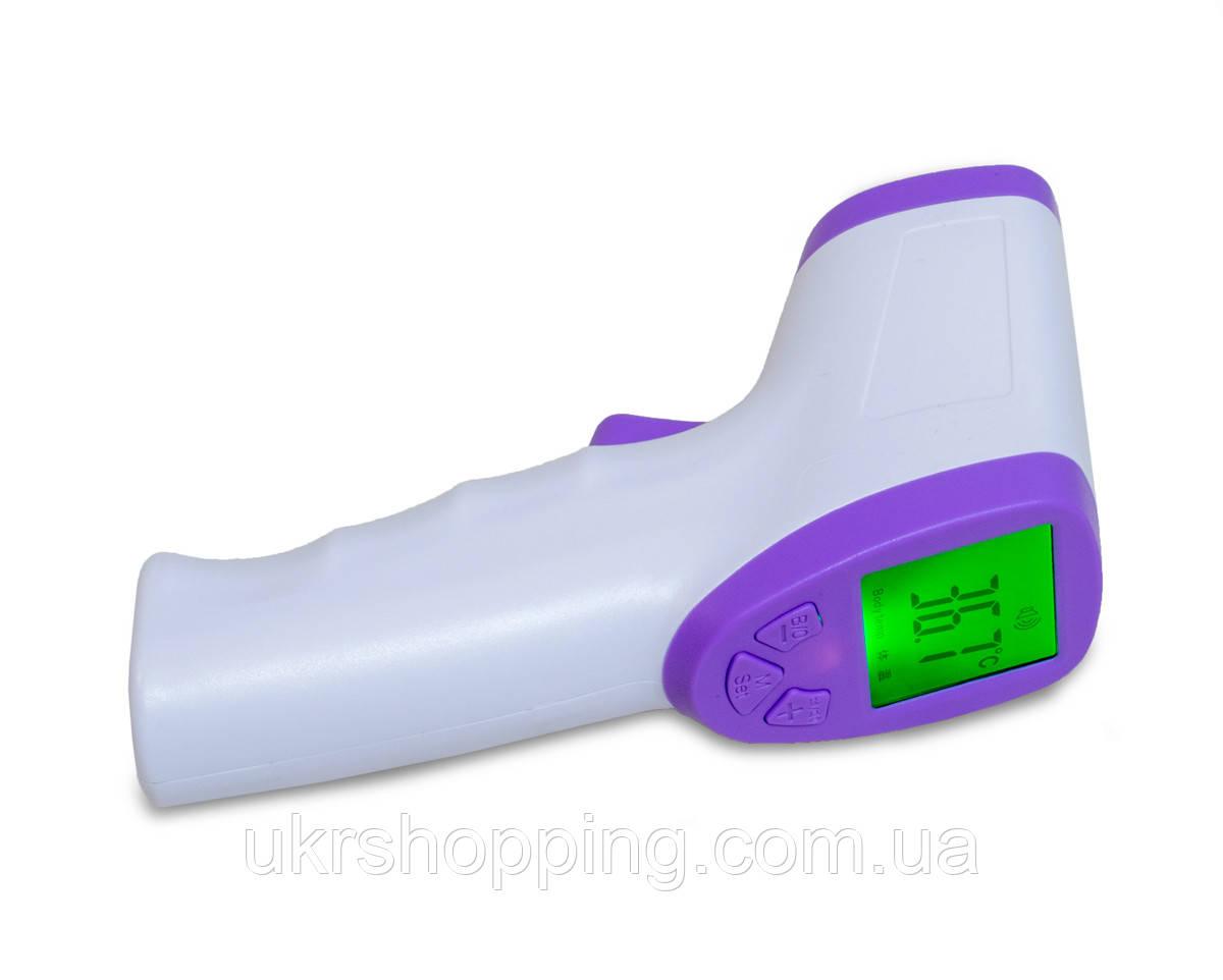Распродажа! ИК термометр бесконтактный F-2, пирометр медицинский (інфрачервоний термометр) (SH)