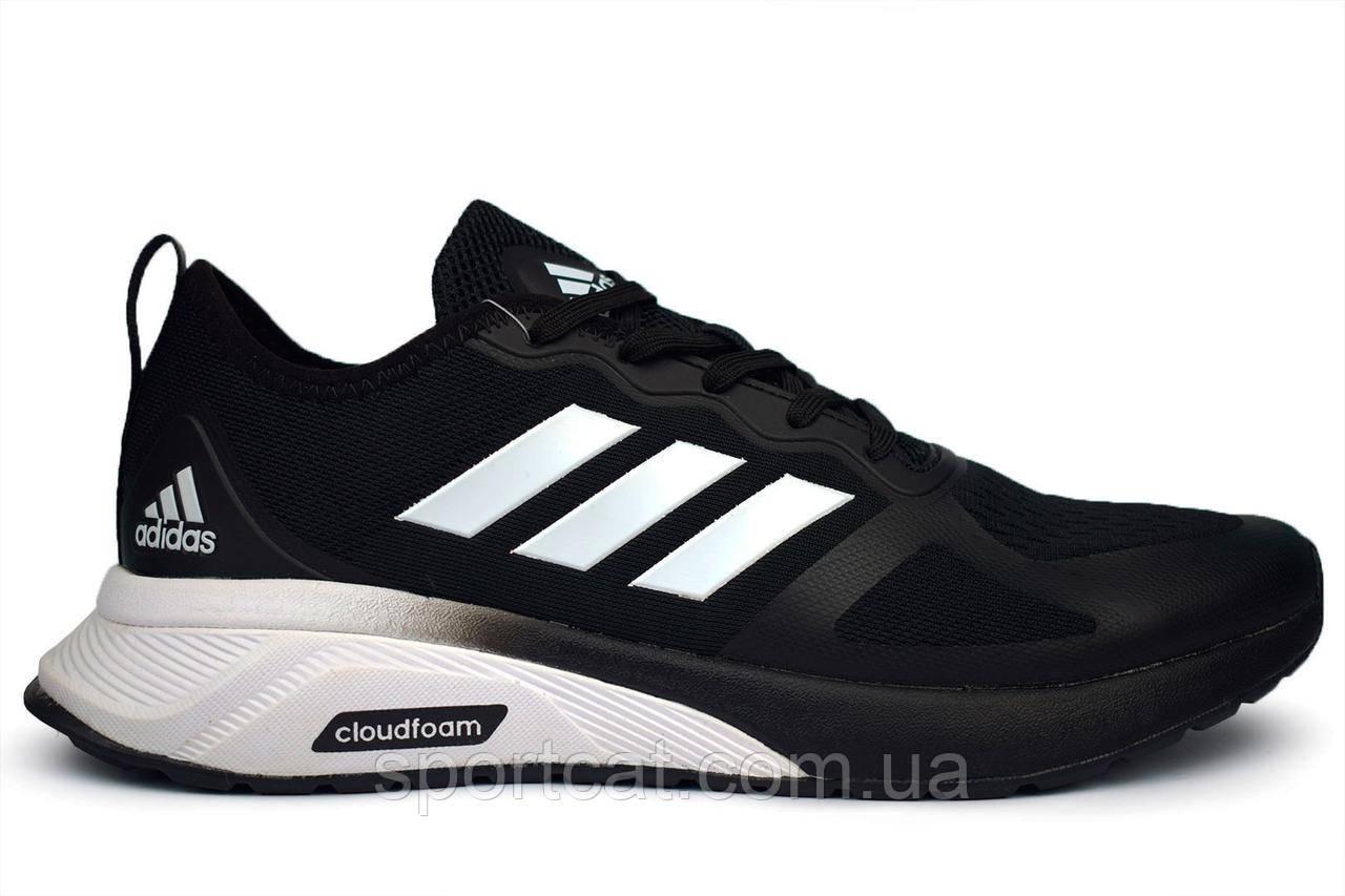 Мужские кроссовки Adidas Cloudfoam Р. 41 42 43 45