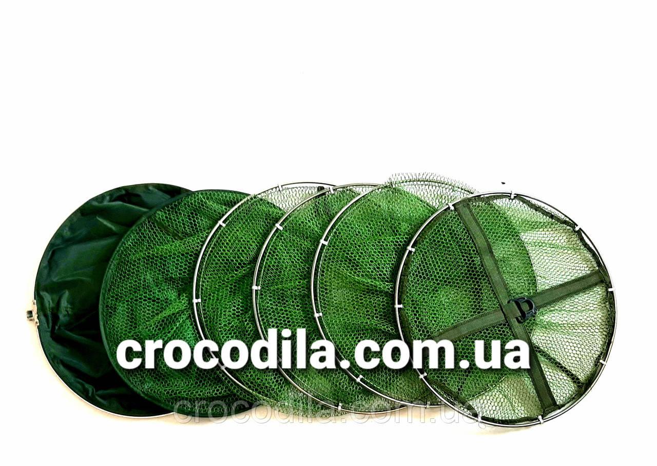 Садок  прорезиненный Kaida ( Weida) 2.5 метра 45 см