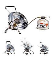 Газовый обогреватель для палатки Kovea KH-0710 Fire Ball, туристический походный газовый обогреватель палатки